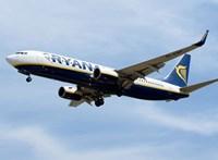 Vizsgálatot indított a kormány a Ferihegyen veszteglő Ryanair-gép miatt
