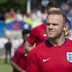 Bejelentette Rooney, hogy mikor lesz utoljára válogatott