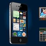 Ilyen lehetne a 8 bites iPhone felület! [galéria]