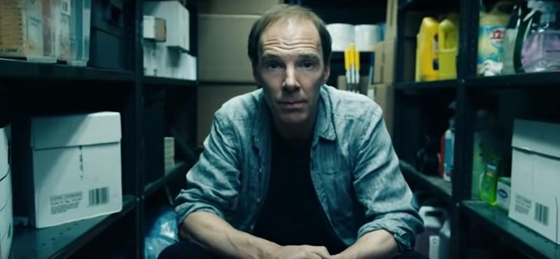 Elkészült a Brexit-film Benedict Cumberbatch főszereplésével