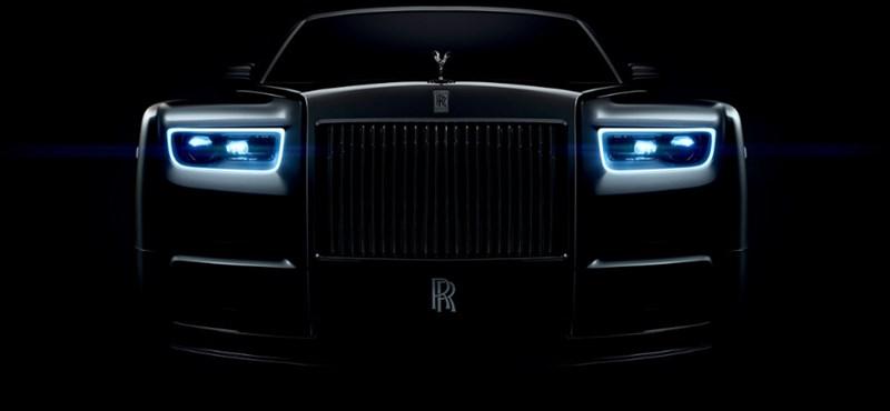 Gombnyomásra privát szoba lesz az új Rolls-Royce utastere