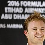 Visszavonul Nico Rosberg