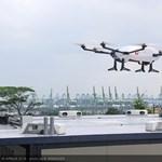 Itt az Airbus újdonsága: a repülőgépgyártó most egy drónnal állt elő