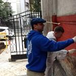 Kubatov is festi az életveszélyes Fidesz-székházat