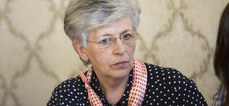 Galló Istvánné: rémisztő a kormány bejelentése