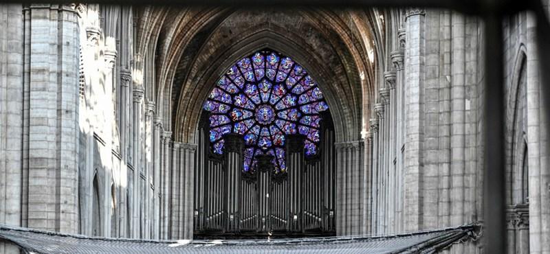 Az újabb európai hőhullám miatt a Notre-Dame sincs biztonságban
