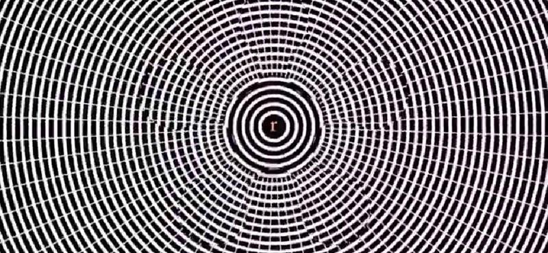 Elképesztő hallucinációkat okoz ez a videó