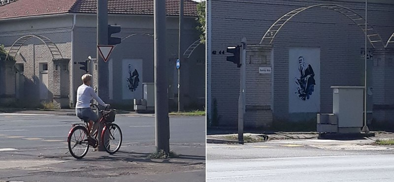 Békés megyében is feltűnt a kisvasúton robogó Orbán – fotó