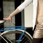Ilyen volt a bringás divatbemutató az Európa Pontban (videó)