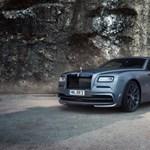 Maffiózóautót csináltak a Rolls-Royce luxuskupéjából