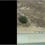 Békésen ment az autópályán, amikor egyszer csak leszállt mellette egy kisrepülő