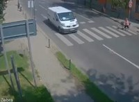 Ezért a jelenetért simán ment a kamera képe alapján a bírság az autósnak