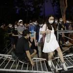 Szerdán életbe lép a Hongkong autonómiáját korlátozó kínai nemzetbiztonsági törvény