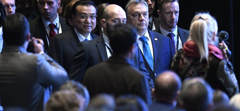 Orbán: Semmilyen politikai akadály nem hátráltatja a Kínával együttműködést