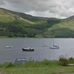 Magyar nyelvű szerelmes levél került elő egy skóciai tó partján