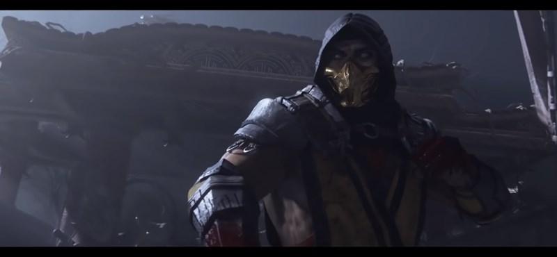 Még brutálisabb Mortal Kombat jön, itt az első előzetes