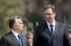 A szerb elnök szerint Borkai nagyon rátermett ember, Budapestet pedig nem vesztette el a Fidesz