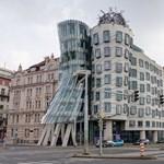 Múzeum költözhet a modern Prága egyik szimbólumába