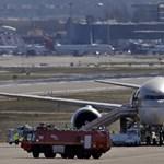 Riadókészültség Madridban: drámai bombafenyegetést kapott egy pilóta