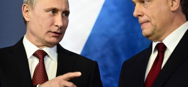 Putyinnak több oka is lehetett arra, hogy Orbánt meghívja