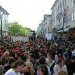 Tüntetnek a diákok Németország nyolcvan városában