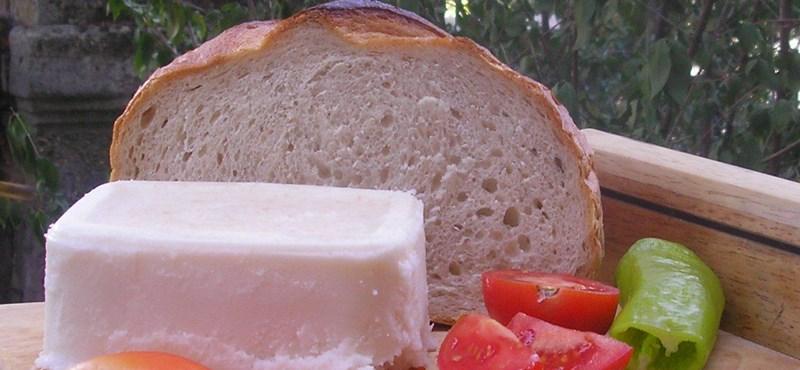 A tökéletes zsíros kenyér