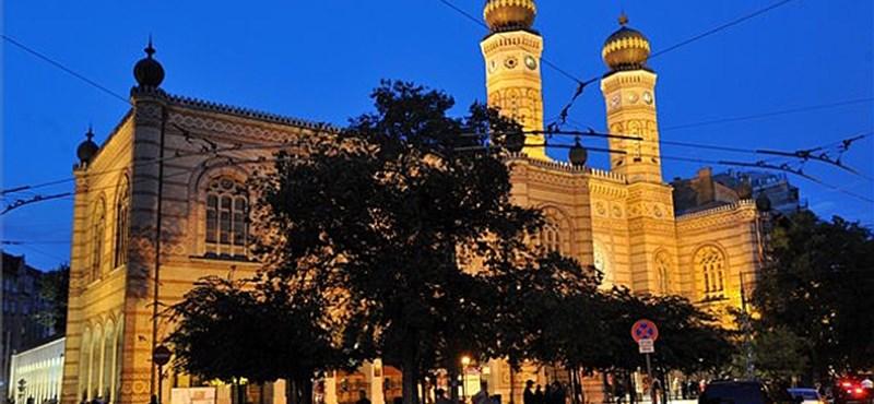 Bezár a Dohány utcai zsinagóga