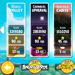 Bónusz pályák az Angry Birds Rióhoz