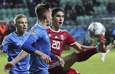 Észtország-Magyarország 1-1 – ÉLŐ