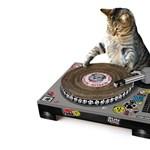 Tökéletes karácsonyi ajándék a DJ-macskáknak