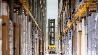 Az automatizált logisztika már nem csak a multicégek kiváltsága