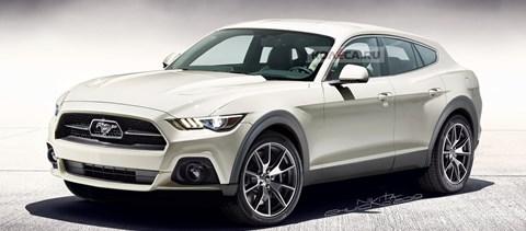 Szentségtörés, de nem festene rosszul az elektromos SUV Mustang