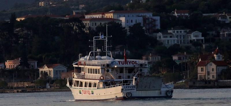 Megkezdődött az EU–török menekültcsere