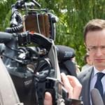 Szijjártó Schengenről adott interjút a Die Weltnek