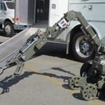 Robot szerelte le a potenciális gyilkost