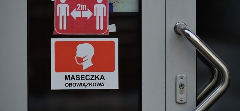 """A koronavírus Lengyelországban is súlyos gondokat okoz: """"Csak 10 óra alatt találtunk egy kórházi ágyat a koronavírusos betegnek"""""""