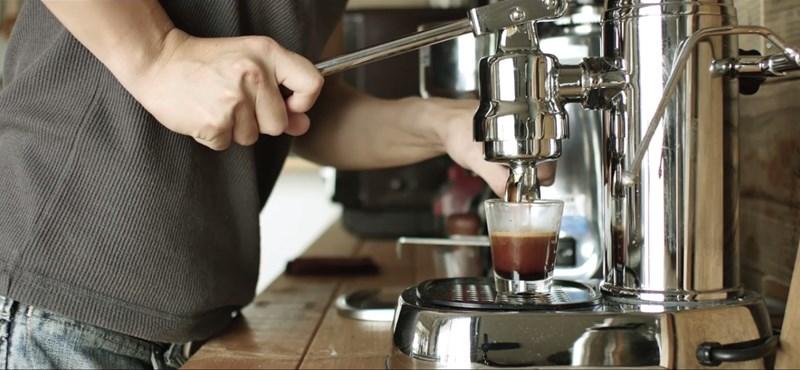 Csodálatos kávéfőzés a kávé világnapján - videó