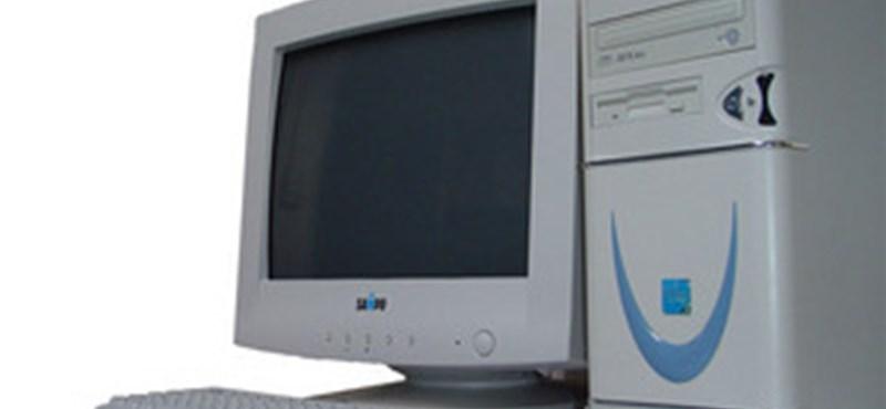 Számítógép és mentesség a győri egyetemistának