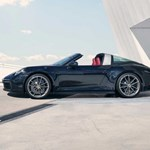 Itt az új Porsche 911 Targa
