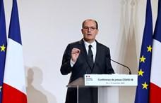 Franciaországban már este 6-tól kijárási tilalom lesz