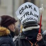 Országos sztrájkot hirdet a közszolgálati dolgozók szakszervezete