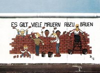 """Falból csináltak üzletet. A berlini falból – """"Eljött a paradicsom"""", 1990. január 27."""