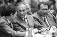 Meghalt Timár Mátyás, a Magyar Nemzeti Bank korábbi elnöke