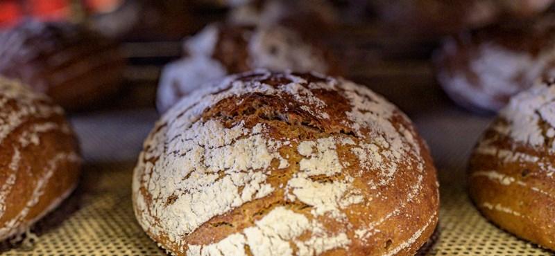 A liszt drágulása és a rossz idő elintézte a kenyér árát