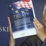 Az EP is elfogadta Horvátországot EU-tagnak