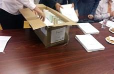 Újraszámolták a szavazatokat, de V. Naszályi maradt az I. kerület polgármestere
