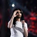 Conchita Wurst kiállt szíriai zenésztársaiért, nélkülük nem lép fel