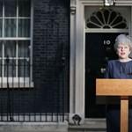Előrehozott választást jelentett be a brit miniszterelnök