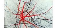 budapest forgalmi térkép Itthon: Hogyan nézzen ki Budapest közlekedése 2035 ben?   HVG.hu budapest forgalmi térkép
