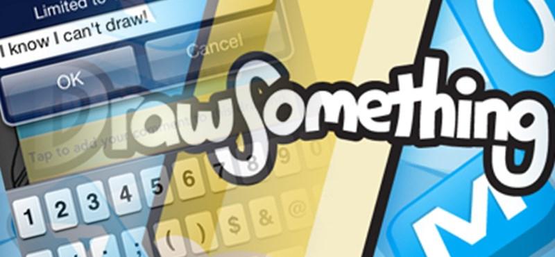 Draw Something: máris javították - figyel a Zynga a rajongókra